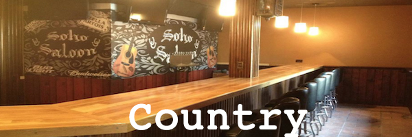 Country Bars in Tampa Area